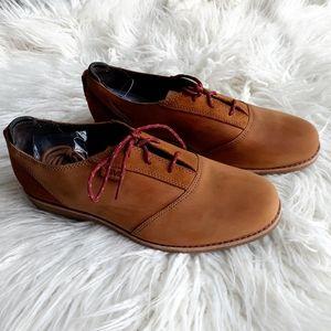 Teva leather comfort office shoe